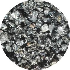 black crush stone